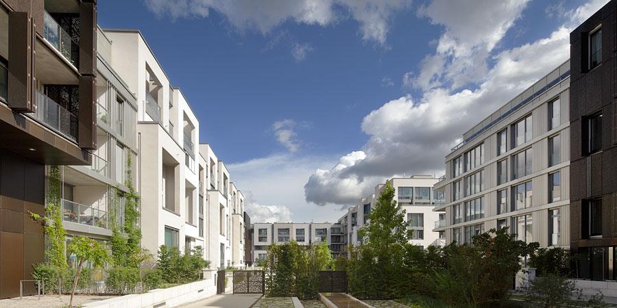 Wohngebäude Architekturfotograf Berlin